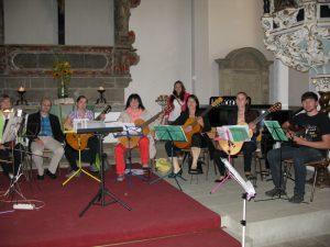 Konzert in Gotha Augustinerkirche