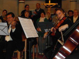 Konzert in Ballstädt 2013