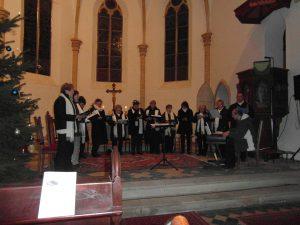 Christnacht 2013 in Sonneborn
