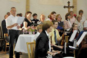 Konzert trifft Gottesdienst in Sonneborn