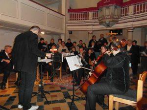Konzert in Ballstädt